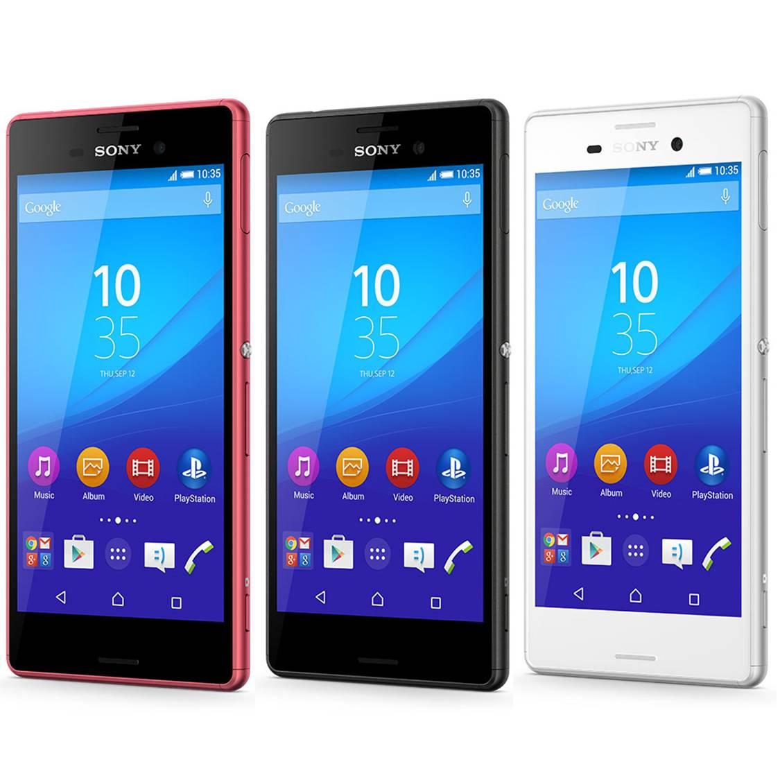 Sony Xperia M4 Aqua Full Specifications